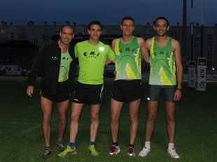 Interclubs d'Athlétisme